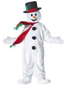 雪だるまのコスプレ衣装